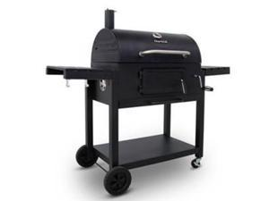 """CHAR-BROIL 12301672 30"""" Charcoal Grill with cast iron"""