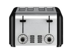 CONAIR CPT-340 2 SLICE HYBRID TOASTER BRUSHED STAINLESS