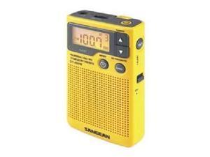 SANGEAN SAN-DT400W AM/FM Digital Weather Alert Pocket Radio