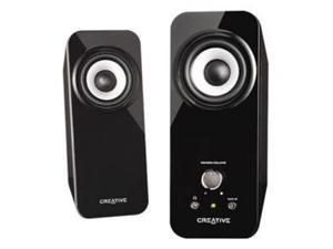 CREATIVE LABS 51MF1625AA001 Inspire T12 Speakers - Black