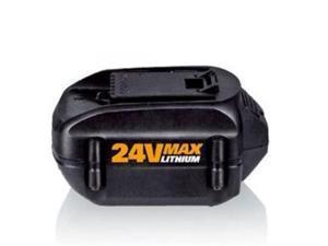 POSITEC WA3536 WORX WA3536 24-Volt MAX 2.0 Ah Lithium Battery for Cordless WG167 or Upgrade Series: WG165, WG265, WG565, WG922