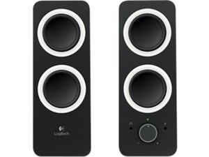LOGITECH 980-000800 2.0 Speaker System - Midnight Black