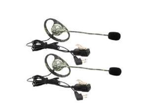 MIDLAND RADIO CORPORATION AVPH7 AVP-H7 Mono Earset - Wired Connectivity - Mono - Over-the-ear