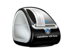 SANFORD 1752265 LabelWriter 450 Turbo Direct Thermal Printer - Monochrome - Label Print