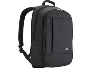 """CASE LOGIC MLBP-115Black Case Logic MLBP-115 Carrying Case (Backpack) for 15.6"""" Notebook - Black"""
