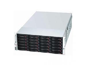 SUPERMICRO CSE-847E16-RJBOD1 SuperChassis SC847E16-RJBOD1 System Cabinet  Rack-mountable - Black - 4U - 45 x Bay - 7 x Fan(s) Installed - 2 x 1.40 kW