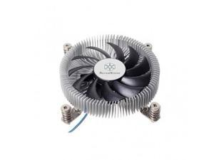 SILVERSTONE NT07-115X Nitrogon NT07-115X 80mm Low Profile CPU Cooler for Intel 1156/1155/1150