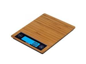 TAYLOR 1052 Salter Bamboo Kitchen Scale