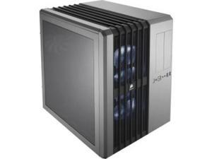 CORSAIR CC-9011034-WLED Carbide Series Air 540 Silver Edition High Airflow ATX Cube Case