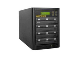 ALERATEC 260180 1:3 DVD CD COPY TOWER STAND- ALONE DUPLICATOR