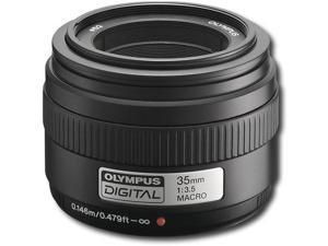 OLYMPUS 261053 Olympus Zuiko Digital - Macro lens - 35 mm - f/3.5 - Four Thirds - for Olympus E-3, E-30, E-410, E-420, E-450, E-520, E-600, E-620, EVOLT E-410, E-420, E-520