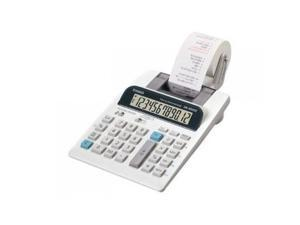 CASIO PCK#5XHR100TM (5 PACK) PRINTING CALCULATOR - 12 Character(s) - Power Adapter, Battery Powered