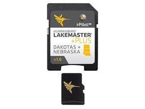 HUMMINBIRD 600013-4 Humminbird LakeMaster Plus Dakotas/Nebraska - microSD