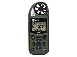 KESTREL 0855OLV Kestrel 5500 Weather Meter - Olive