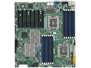 SUPERMICRO X8DTH-IF-B Supermicro X8DTH-iF-B Dual LGA1366 Xeon Intel 5520 DDR3 V and 2GbE EATX Server Motherboard BULK