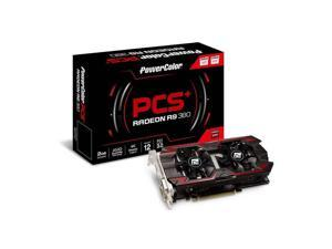 POWERCOLOR AXR9 380 2GBD5-PPDHE PowerColor PCS AMD Radeon R9 380 2GB GDDR5 2DVIHDMIDisplayPort PCI-Express Video Card