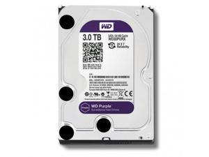 WESTERN DIGITAL PCK#4XWD30PURX (4 PACK) Western Digital Purple WD30PURX 3TB IntelliPower SATA3SATA 6.0 GBs 64MB Hard Drive (3.5 inch)