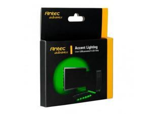 ANTEC ACCENT LIGHTING GREEN Antec Accent LED Lighting (Green)
