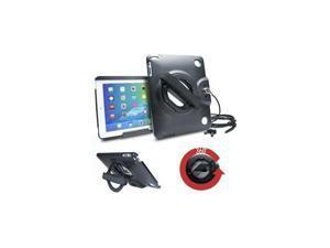 CTA DIGITAL PAD-ACG iPad Anti Theft Cs w Grip Stnd
