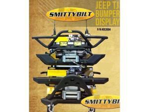 Smittybilt TJ BUMPER DISPLAY STAND BUMPER SOLD SEPARATELY