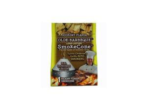 BBQ Grilling Smoke Cone Hickory Flavor Smoke Packet