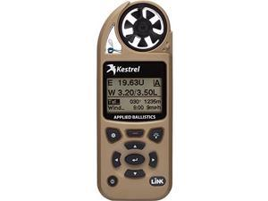 KESTREL 0857ALTAN Kestrel 5700AB Elite Weather Meter w/Applied Ballistics + Link - Desert Tan
