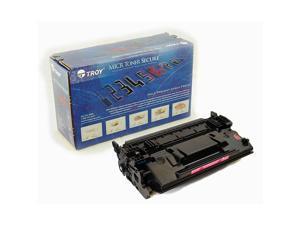 TROY 02-81676-001  M506  M527 High Yield MICR Toner Secure Cartridge (18 000 Yield) (Coordinating Non-MICR HP Part: CF287X  HP LaserJet M506  M527 Printers)