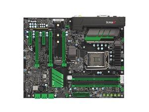 SUPERMICRO C7Z170-OCE-O Supermicro C7Z170-OCE-O LGA1151 Intel Z170 DDR4 SATA3 and USB3.1 M.2 A and 2GbE ATX Motherboard
