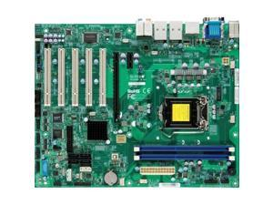 SUPERMICRO C7H61-O Supermicro C7H61-O LGA1155 Intel H61 Express DDR3 SATA3 and USB3.0 A and 2GbE ATX Motherboard