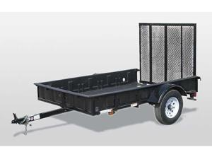 RUGGED LINER COLRL5X10G TRAILER LINER - 5FT X 10FT X 9.5IN RAIL HEIGHT