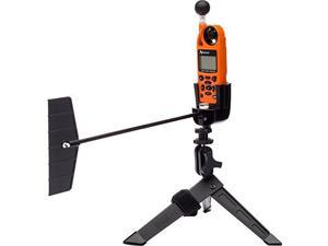 KESTREL 0854VORA Kestrel 5400 Heat Stress Tracker + Vane Mount - Safety      Orange
