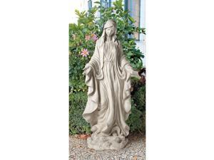 DESIGN TOSCANO SH7310 VIRGIN MARY WITH HALO
