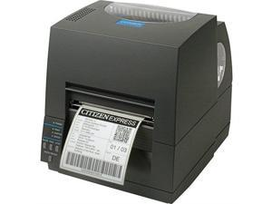 CITIZEN CL-S621-GRY CL-S621 THERMAL TRANSFER/DIRECT THERMAL BAR CODE PRINTER  4 INCH MAX  203 DPI