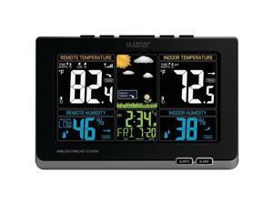 LA CROSSE TECHNOLOGIES 308-1414MB WTHR STATN W COLOR LCD