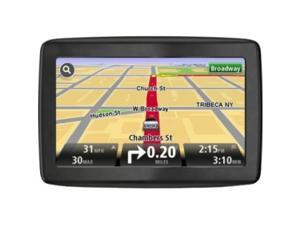 "TOMTOM 1EN5.019.01 TomTom VIA 1505M Automobile Portable GPS Navigator - 5"" - Touchscreen - Junction View, Lane Assist, Text-to-Speech, Speed Assist - USB - 2 Hour"