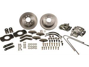 STAINLESS STEEL BRAKES S91A1112 BRAKE KIT