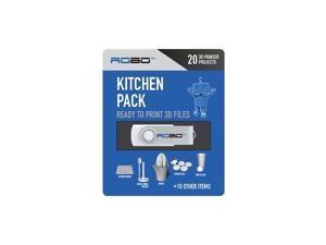 ROBO 3D PACKKITCHEN Certified Print Pak Kitchen