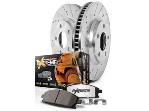 POWERSTOP PSBK2813-36 FRONT  and  REAR TRUCK AND TOW BRAKE KIT