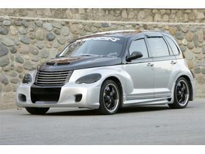 XENON X1112640 Ground Effects: 2006-2007 Chrysler PT Cruiser&#59; Ground Effects Kit