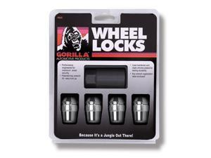 Gorilla GOL71631N 12MM X 1.50 WHEEL LOCK (TOYOTA/HYUNDAI/MAZDA/KIA) USE 34-1316L CHROM