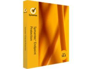 Symantec 21182317  Endpoint Protection - ( v. 12.1 ) - complete package + 1 Year Essential Support - 10 users -  Buying Programs : Business Pack - DVD - Win - English