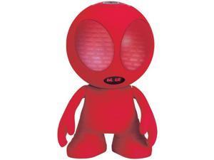 SUPERSONIC SC-1453BT RED BLTH ALIEN PORT SPKR RED