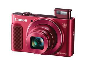 Canon 1073C001 POWER SHOT SX620 CAM RED