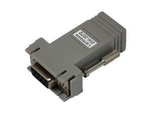 LANTRONIX 200.2072 200.2072 RJ45 TO DB9F DCE