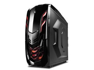 RAIDMAX ATX-512WBR Raidmax Viper GX ATX-512WBR No Power Supply ATX Mid Tower (BlackRed)