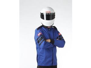 RACEQUIP RQP111027 SFI-1 1-L JACKET BLUE 2X