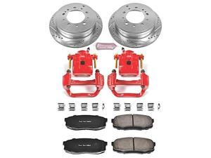POWERSTOP PSBKC3073 REAR 1 CLICK KIT W/CALIPERS