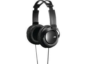 JVC HARX330 FULL SIZE HEADPHONE BLACK