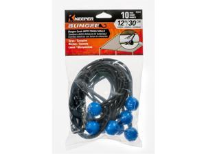 KEEPER K2906344 BUNGEE CORD BALLS 10PC