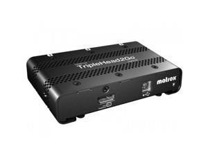 MATROX T2G-DP3D-IF TripleHead2Go Digital SE adds 3 DVI